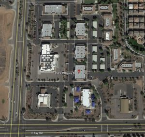 The Works Gilbert Map View